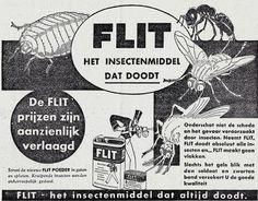 Flit - tegen insecten