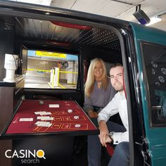 The World's Smallest Casino Is in the Back of a London Cab 🚖 Play Roulette, Online Roulette, Roulette Table, Online Gambling, Online Casino, World's Smallest, Used Cameras, Pinterest Popular, Casino Games