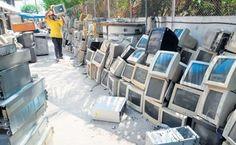 E Waste Components Storage Facility