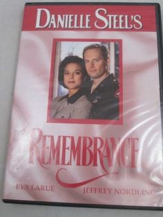 Danielle Steel 's REMEMBRANCE DVD Angie Dickinson Jeffrey Nordling