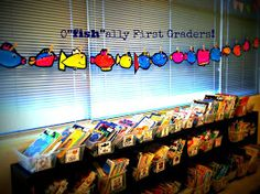 """Tunstall's Teaching Tidbits: O""""FISH""""ally in School....and a little bit of life..."""