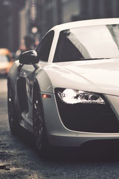 Audi R8 Cruisin'