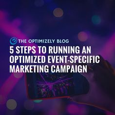 Running campaigns specific to time-sensitive or planned events are an effective product marketing and growth hacking tactic for two reasons. They're an opportunity to drive high volumes of targeted…