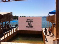 What people do for money - wie die Arbeit uns beinflusst und prägt. Ausstellung in Zürich