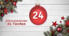 🎁 #Raumideen #Adventskalender #24 🎁 Gewinne heute an Heiligabend eine Nuki Combo. Smart, smarter: Smart Lock! <3 ►
