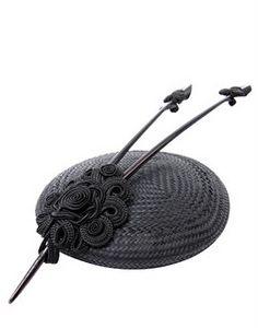 DIY pill box hat-optional veil (wedding?)