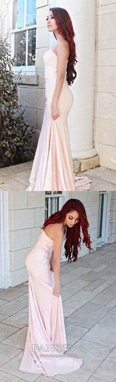 Long Prom Dresses Mermaid, Pink Formal Evening Dresses For Teens, 2019 Wedding Party Dresses Sweetheart, Elegant Pageant Graduation Party Dresses Jersey Prom Dresses Long Pink, Vintage Formal Dresses, Formal Dresses For Teens, Formal Dresses For Weddings, Prom Dresses Online, Formal Evening Dresses, Trendy Dresses, Party Dresses, Pageant Dresses