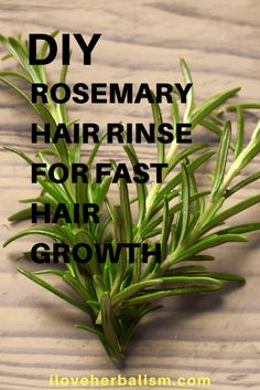 How To Make A Rosemary Hair Rinse For Fast Hair Growth 4 cups boiling water, 4 TBS dried rosemary, steep or until cool, strain,add 3 TBS Apple Cider Vinegar. Hair Remedies For Growth, Hair Loss Remedies, Hair Growth Tips, Natural Hair Growth, Natural Hair Styles, Rosemary For Hair Growth, Rosemary Water, How To Dry Rosemary, Beauty Tricks