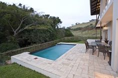 Rim flow, Forest view Outdoor Pool, Outdoor Decor, Forest View, Entertainment Area, Swimming Pools, Flow, Entertaining, Home Decor, Swiming Pool