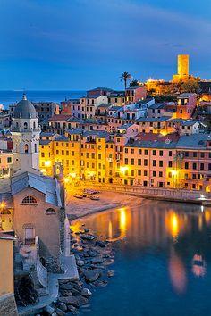 Italy - Cinque Terre: City of Gold
