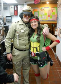 Best Homemade Ninja Turtle Costumes ... This website is the Pinterest of costumes