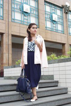 Blend In  Kombinasi Warna Pastel dan Navy dalam Sentuhan Modern | Style.com Indonesia