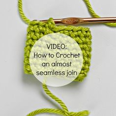 I'm not a fan of cutting the yarn each round with the crochet seamless join. Here's a no cut join video that's seamless. Use with fair isle crochet stitch.