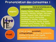 Chez Claudia - Prononciation