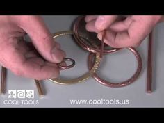 Brass & Copper Rod -