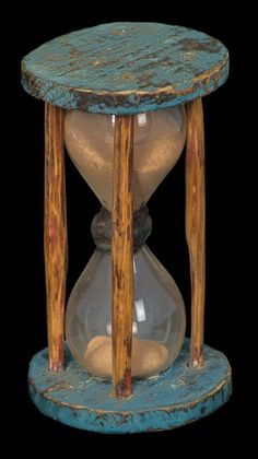 Lot 14C: 18th/19th c. New England Hourglass - most likely sold by now, but interesting.