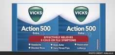 Procter & Gamble Stops Selling Vicks Action 500 Extra in India After Ban!!!