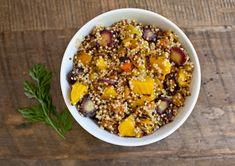 ... Fruit) on Pinterest | Quinoa Salad, Vegan Taco Salads and Kale Salads