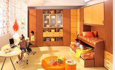 How to Maximize Space For Play in a Boy's Bedroom