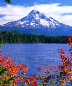 Columbia River Gorge (Washington and Oregon)