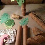 Fiesta infantil tematica de moana hawaiana -