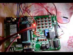 Video : #fingerprint Scanner R305 | AVR Tutorial & Projects | Finger