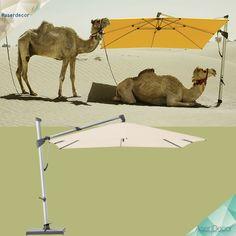 Proteção solar personalizada com Ombrelones tops! www.aserdecor.com.br/ombrelones-guarda-sois-area-externa #aserdecor #decor #areaexterna #luxo #bomgosto #ombrelones