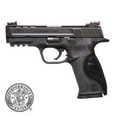 Performance Center® Ported M&P®9 HI VIZ® Fiber Optic Sights | Smith & Wesson