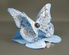 Butterfly die cut from #SU