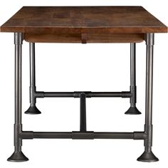 hearty table 36x104 in dining tables   CB2