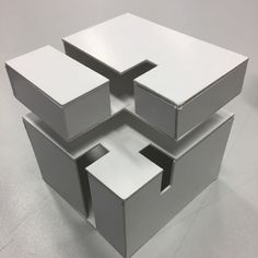 Cube, architecture, concept model, arts, interior