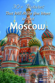 Check out the amazing pictures from #Moscow, #Russia #photography #travel @tasteontheway