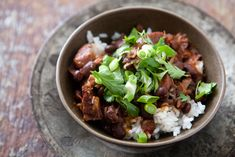 A hearty black bean and mixed meat stew that is often called the national dish of Brazil.  ~ SimplyRecipes.com