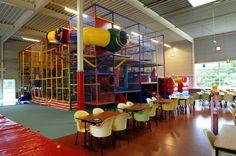 Binnen spelen  bij Joepie Binnenspeeltuin