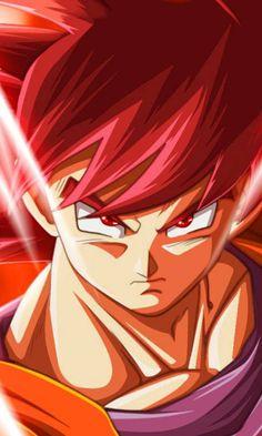 Aquele Momento Em Que o #Goku Se Transforma em Deus #SuperSaiyajin e Você Fica Arrepiado http://wnli.st/gokufoda - Visit now for 3D Dragon Ball Z shirts now on sale
