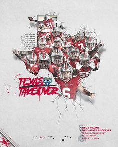 2017 Ohio State Football: Social Media Content I on Behance