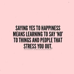 You have to learn to say no without feeling guilty. 'No' is a complete sentence and it doesn't require justification or explanation. Setting boundaries is healthy, respect and take care of yourself first.