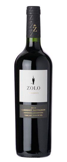 "2010 Zolo ""Reserve"" Cabernet Sauvignon Mendoza wine / vinho / vino mxm #vinosmaximum"