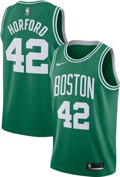 699c8cd2d Nike Men s Boston Celtics Al Horford  42 Kelly Green Dri-FIT Swingman Jersey.  Al HorfordGordon HaywardBoston ...