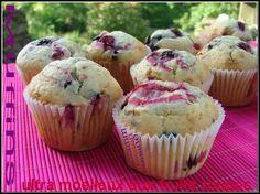 Des muffins sublimissimes !!! Un moelleux et une douceur incomparables grâce au mascarpone, un délice allié aux fruits rouges ici surgelés mais qui peuvent très bien être frais. Ingrédients (pour 12 gros muffins) 200g de mascarpone 300g de farine avec...