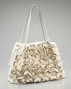 The Romantic Garden Roses Tote Valentino The man can do no wrong.