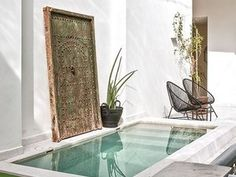 Small in ground pool budget, Useful tips on designing small in ground pool ideas for your home or backyard Small Inground Pool, Small Pools, Little Pool, Landscape Structure, In Ground Pools, Pool Designs, Little Houses, Modern House Design, Decoration