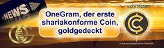 Shariakonform, die erste Kryptowährung die mit Gold hinterlegt ist - die Kryptosensation