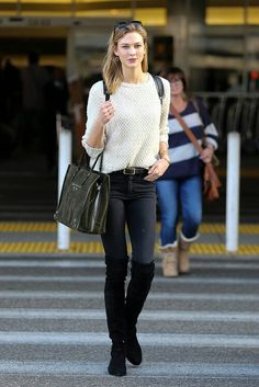 Karlie Kloss outfit