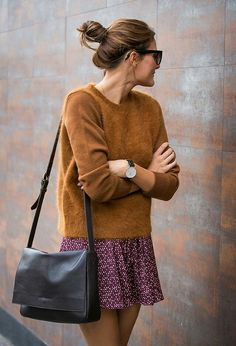 Amazing casual style! #women #fashion