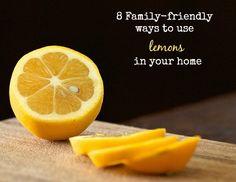 8 family-friendly ways to use lemons at home | #BabyCenterBlog