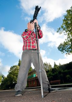 How to use a monopod correctly... and when you should actually use one - Digital Camera World