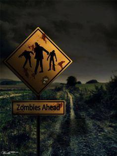 Zombies ahead