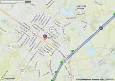 Dunn, NC Map | MapQuest