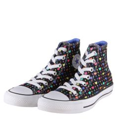 Converse CT All Star 537115C Hi Spec Womens Trainers SS13 Black